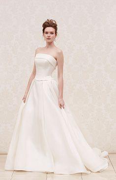 ディスティニーライン No.64-0064 ウエディングドレス 結婚式