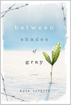 Really good book. A history lesson for me.Between Shades of Gray by Ruta Sepetys