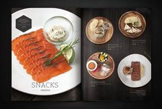 665 20 Restaurant Menu Designs that are Inspiring as well as Effective