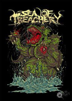 "SEA OF TREACHERY ""USA"""