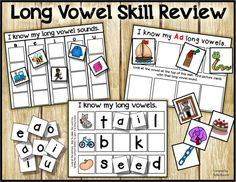 This resource is a collection of construction theme decor for your classroom. It includes a calendar set with some editable pages. number posters, ABC posters, and an editable word wall. Construction Theme Classroom, Classroom Themes, Phonics Lessons, Abc Poster, Long Vowels, Vowel Sounds, Printable Art, Printables, Picture Cards