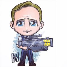 Lord Mesa on Chibi Marvel, Marvel Dc Comics, The Avengers, Chibi Characters, Marvel Characters, Graffiti Characters, Lord Mesa Art, Marvel Canvas, Phil Coulson