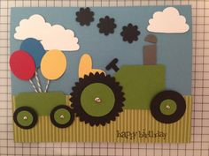Punchy Tractor