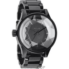 Ladies Nixon The Facet Watch A384-001 yes please!