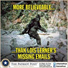 Humor: Bigfoot — The Patriot Post