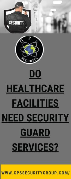 What is hospital security services? What do hospital security guards do? How much does a security guard make at a hospital? Are hospital security guards armed? Security Guard Services, Security Companies, Security Service, Health Care, Health