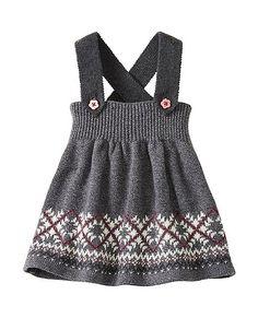 Baby Heathery Sweater Jumper from #HannaAndersson  GEORGIA.
