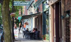 11 Towns In New York With The Best, Most Lively Main Streets