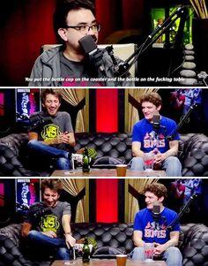 Gavin, you donut