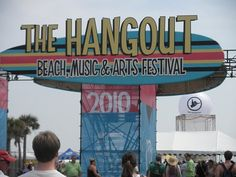 The Hangout...Orange Beach, AL  My girlfriend loves this place...