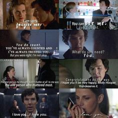 the consulting detective & the pathologist // sherlock & molly's best moments (part ⠀⠀⠀⠀⠀⠀⠀⠀⠀⠀⠀⠀⠀⠀⠀⠀⠀⠀⠀⠀⠀⠀⠀⠀⠀⠀⠀⠀⠀ loOK HOW SAD HE IS… Sherlock Fandom, Sherlock Quotes, Sherlock Holmes Benedict Cumberbatch, Sherlock Holmes Bbc, Watson Sherlock, Jim Moriarty, Molly Hooper, Mrs Hudson, Books
