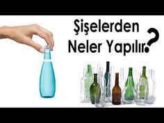 Turn Glass Bottle into Cool Things Plastic Bottles, Glass Bottles, Tetra Pack, Life Hacks Youtube, Bottle Cutter, Necklace Tutorial, Creative Crafts, Water Bottle, Diy