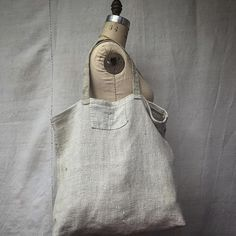 Vintage Industrial, Purses And Bags, Textiles, My Style, Sewing Ideas, Fabric, Neutral, Dining Room, Kitchen