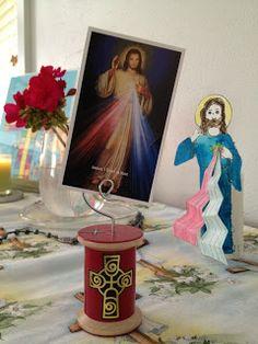 Easter symbols more easter basket stuffers catholic gift catholic baby steps eastertidecelebrating the season divine mercy sunday resources negle Images