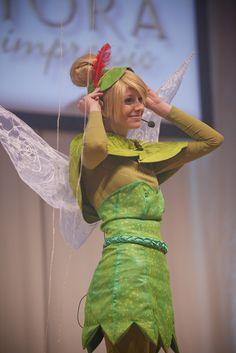 Tinkerbell #Cosplay #Disney | Frankfurter Buchmesse 2011