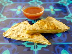 Breakfast+Quesadilla+on+Weelicious