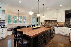 Ridgewood Residence - traditional - Kitchen - Chicago - Highgate Builders