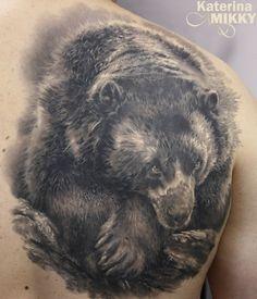 tattoo bear - Поиск в Google