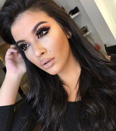 "Professional Makeup Artist on Instagram: ""@elita.rudi  @hudabeauty Lashes in Lana #tutorialiscoming @anastasiabeverlyhills Products #abheyeshadow#abh#abheyebrows#abhcontourkit#abhglowkit#abhbrowdefiner#anastasiabeverlyhills#alyakattan#hudabeauty#shophudabeauty"""