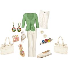 SPRING AND SUMMER, created by laura-truitt.polyvore.com