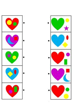 Visual Perceptual Activities, Toddler Learning Activities, Montessori Activities, Infant Activities, Kids Learning, Fun Worksheets For Kids, Preschool Worksheets, Coding For Kids, Free Preschool