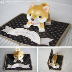 """Shiba-inu"" dog ⓒ2017 Kagisippo - Tap the pin for the most adorable pawtastic fur baby apparel! You'll love the dog clothes and cat clothes!"