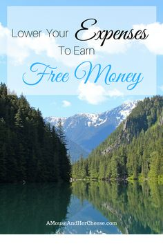 Lowering your expenses is almost always faster and easier than earning more money. Learn how to lower your expenses and find FREE money in your budget! Earn Free Money, Get Out Of Debt, Setting Goals, Getting Out, Personal Finance, Dreaming Of You, Saving Money, Budgeting, Cheese