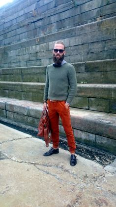 #style #beard # fashion #sartorialist #outfit #ootd