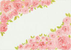 My Flowery template design. Catch me on http://trilisautami.blogspot.com