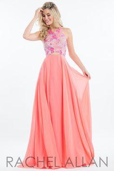 Rachel Allan | Prom 2017 Collection | Party Dress Express | 657 Quarry Street | Fall River, MA | partydressexpress.com | #Prom #Dresses #RachelAllan