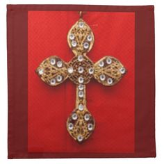 BonneAppetit - Cross your heart Jewel Napkins