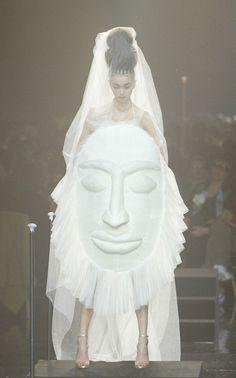 Le défilé Jean Paul Gaultier haute couture printemps-été 2005