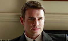 """The last image of Scott Foley on """"Scandal"""" this season was of his character, Jake Ballard, being thrown into an underground cell. That won't be the last we see of him, though, because he's been promoted to a regular member of the cast."""