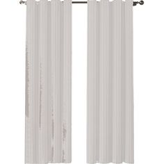 Found it at Wayfair - Herringbone Curtain Panel