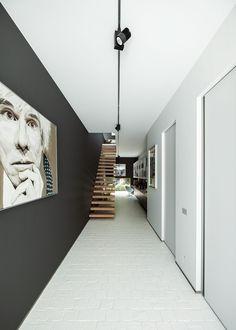 ANYWAY DOORS - Moderne woning met ANYWAYdoors binnendeuren - Hoog ■ Exclusieve woon- en tuin inspiratie.