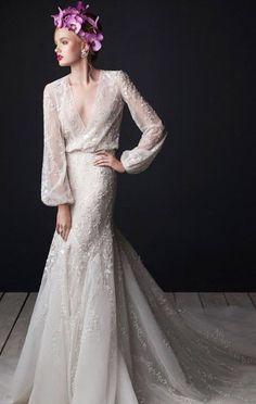 Classy Rami Al Ali Wedding Dresses