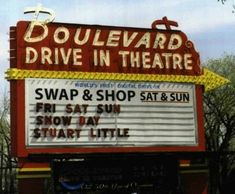 Kansas City's Drive In Movie Theaters