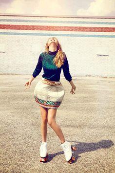 Fashion Model, Fashion editorials, Style inspiration, Fashion photography, Long hair