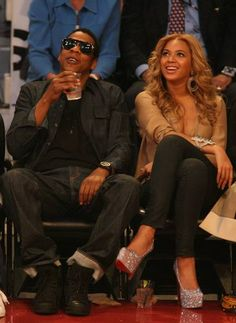 Celebs sit court-side at NBA All-Star Game