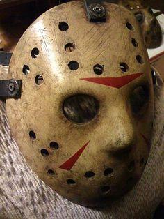 #VS #Friday the 13th #Jason Voorhees #Horror #Hockey Mask #Freddy VS Jason