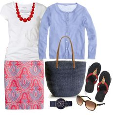 """""""Outfit idea 7"""" by luv2shopmom on Polyvore"""