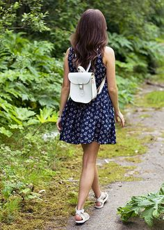Brit Stitch backpack by Love Cloth, via Flickr