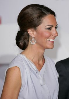 Comme Kate Middleton, très Jackie Kennedy, adoptez le chignon sophistiqué