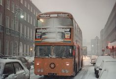 Image result for dublin 1980s Dublin Ireland, Ireland Travel, Old Pictures, Old Photos, Buses And Trains, Ireland Homes, Holy Mary, Busses, Back In The Day