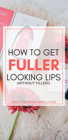 How to Get Fuller Looking Lips with PMD Kiss! #Lips #Lipstick #makeup #beauty #lips