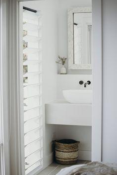 Salt at Shoal Bay Duck Bathroom, Queen Bedroom, Granny Flat, Waterfront Property, House Extensions, Home Reno, Bathroom Inspiration, Salt, Extension Ideas