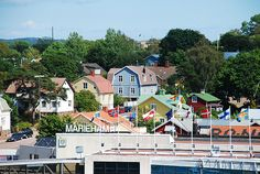 Mariehamn in my heart, Aland, Finland. Beautiful Islands, Beautiful Places, Places Ive Been, Places To Go, Dresden Germany, Good Neighbor, Baltic Sea, Open Water, Archipelago