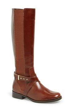 Steven by Steve Madden 'Sydnee' Riding Boot (Women) (Regular & Wide Calf) available at #Nordstrom