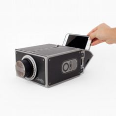 Gee-Whiz Phone Projector