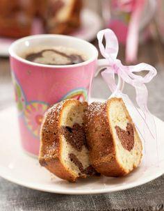 Banaani-suklaatiikerikakku | Kahvikakut | Pirkka